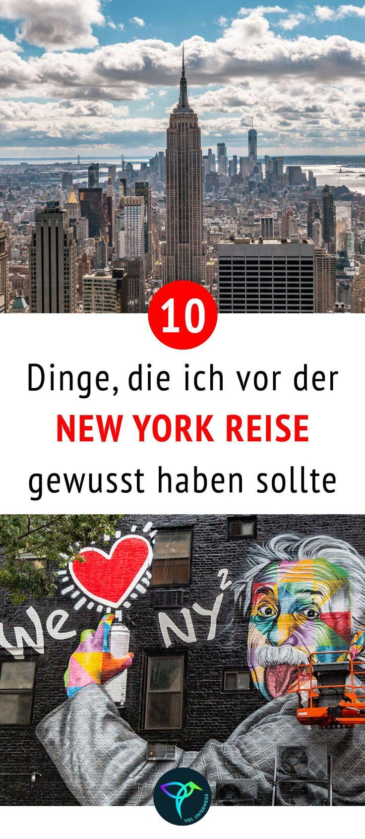 0 Dinge, die ich vor meiner ersten Reise nach New York wissen sollte. #New York…   – Trips with Kids