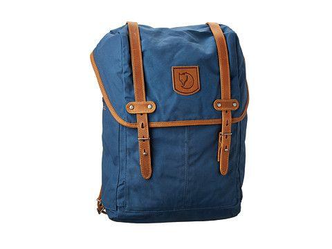 Fjällräven Rucksack No. 21 Medium Uncle Blue - Zappos.com Free Shipping BOTH Ways