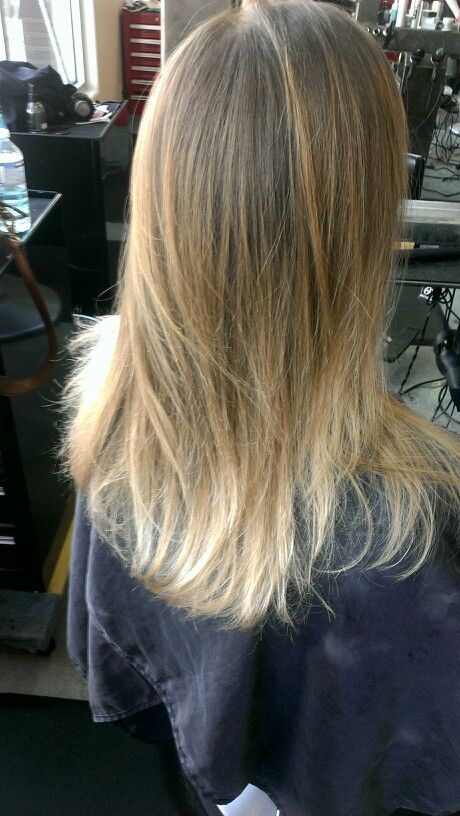Hair - Ombre! Bring on spring time!