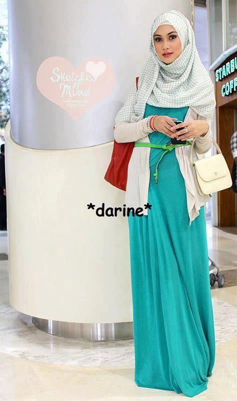 hijab fashions | hijab style - clothes hijab, vetement hijab 2013 ~ Hijab et voile mode ...