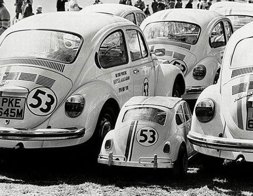 Big Herbies, little Herbie.