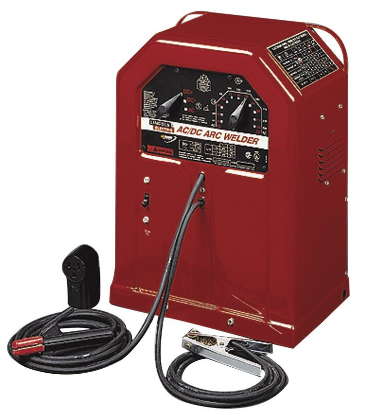 7. Lincoln Electric Arc Welder