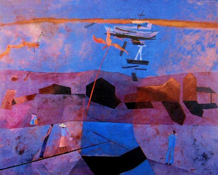 Robert Juniper - Broome Landscape