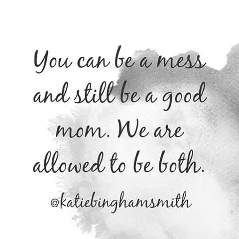 I am not always a good person. I am not always the best daughter, friend or lover. I don't always make he best decisions and sometimes my illness wins over... but I am a good mother. And my struggles, my battles, my wars with these illnesses, have only helped that.
