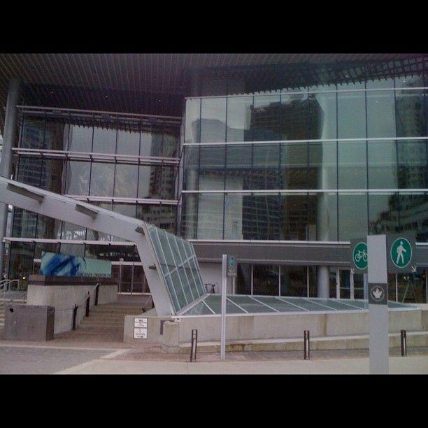 Vancouver Convention Center @extragram