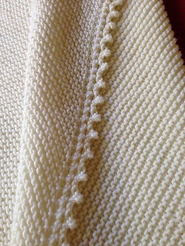 Ravelry: Cambria Blanket pattern by Pam Mausar ~ designed for any gauge