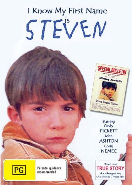 Я знаю, что мое имя Стивен (I Know My First Name Is Steven)
