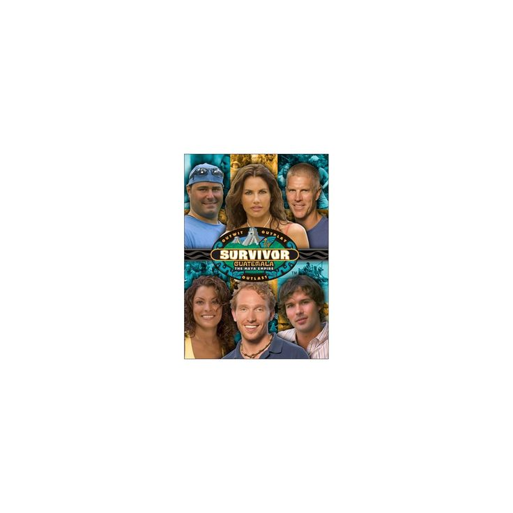 Survivor:Guatemala (Dvd), Movies