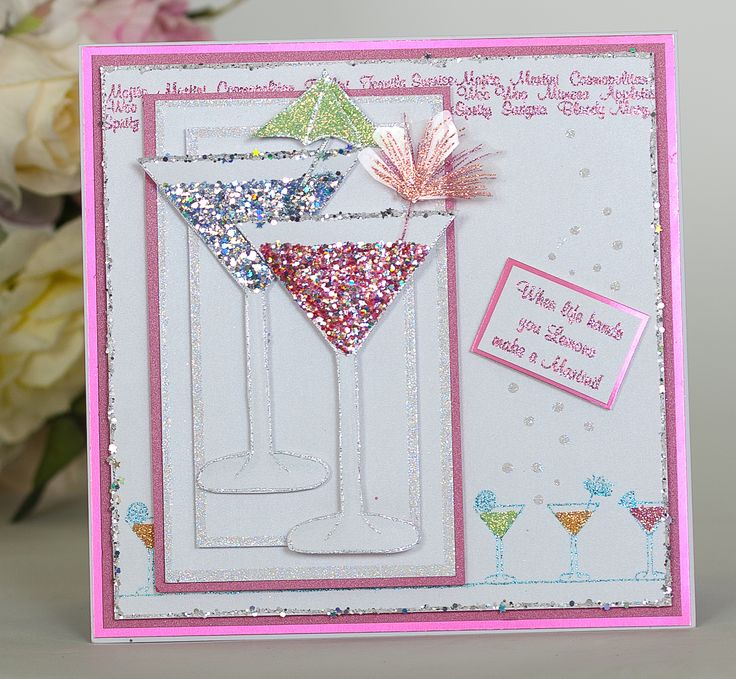 The terrific Chloe's Creative Cards is BACK on Hochanda for lots of cardmaking inspiration and techniques!