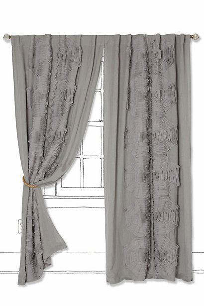 17 Best images about Curtains on Pinterest   Window panels ...