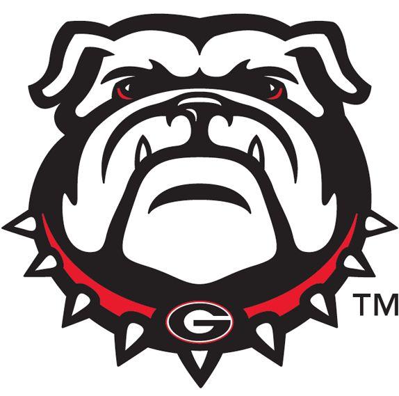 Georgia Bulldogs Logo and Uniforms