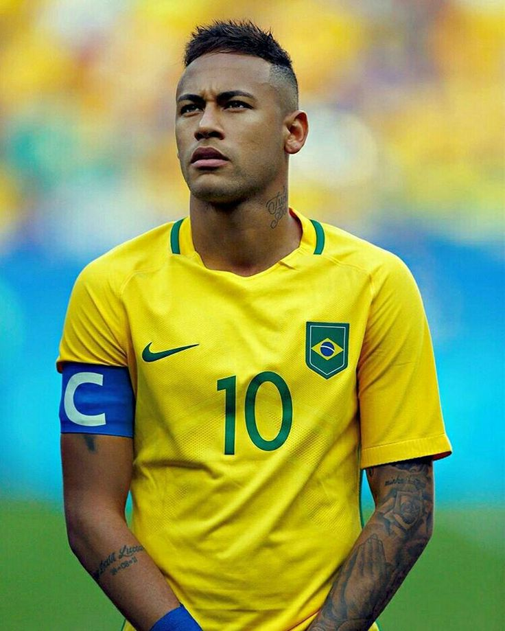 Will Neymar lead Brazil to the victory at the 2018 World Cup in Russia?  #football #soccer #neymar
