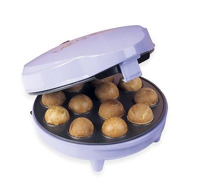 Baby Cakes EK 1583 12 Hole Cake Pop Maker for fun Cooking and Parties