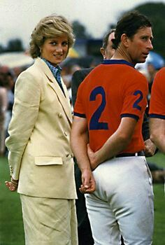 26th July 1987: Princess Diana had kissed Prince Charles at the Cartier International Polo Match, Smith's Lawn in Windsor.  The Prince of Wales got a kiss from his wife Diana, Princess of Wales, as well as the Silver Jubilee Cup, after the Prince of Wales' team had defeated Peru by seven goal to Five at the International Polo meeting at the Guards Polo Ground in Great Windsor.