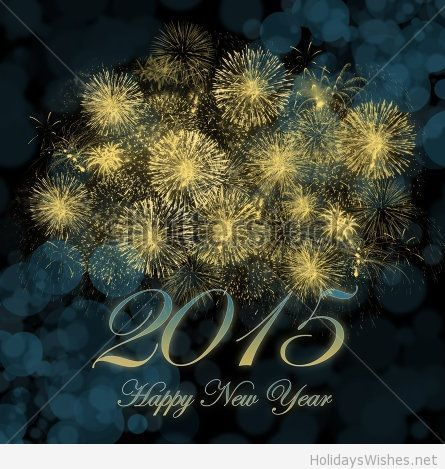 Happy new year background photo 2015