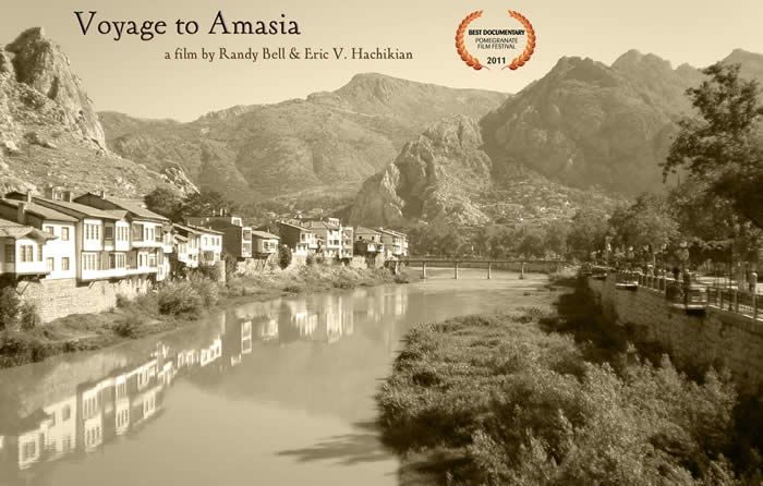 Voyage to Amasia cover art