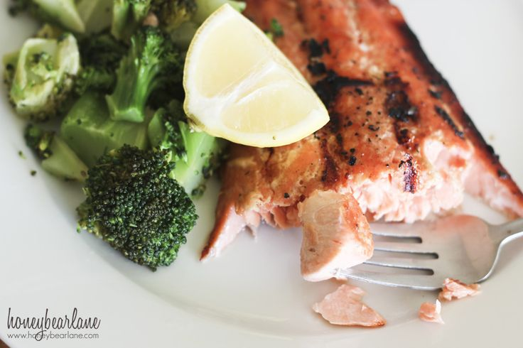 The Best Grilled Salmon Recipe Ever!