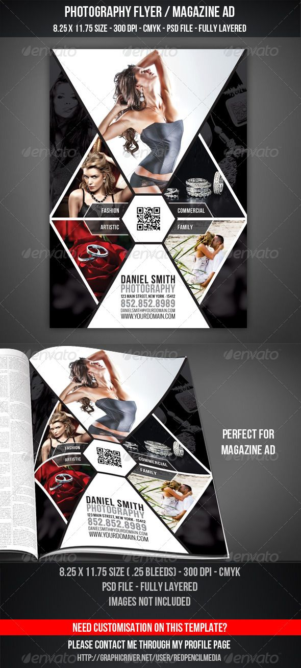 17 Best ideas about Advertising Flyers on Pinterest | Photography ...