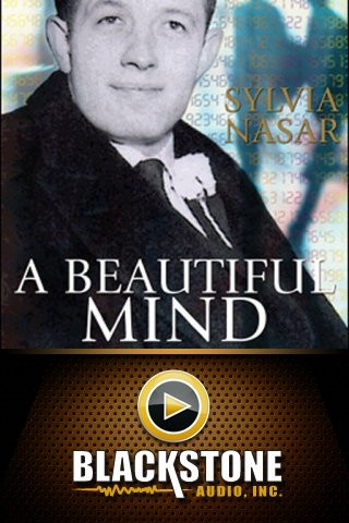 A Beautiful Mind (by Sylvia Nasar) iPhone and iPad app by Blackstone Audio. Genre: Book application. Price: $9.99.