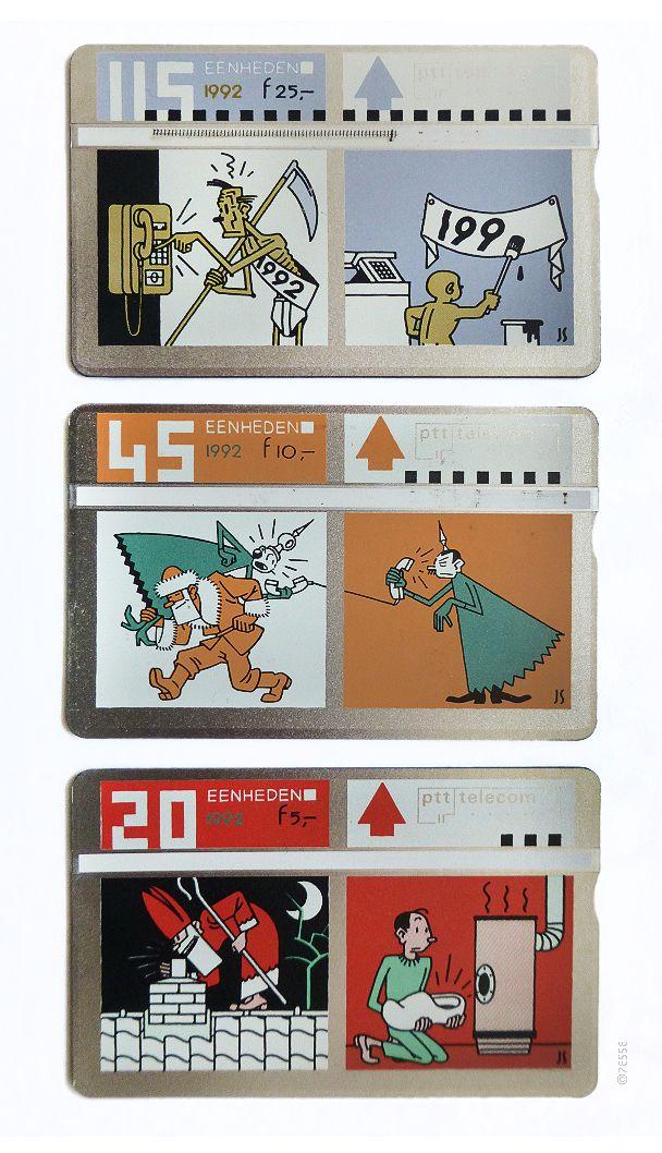 Telefoonkaarten, Joost Zwarte #nederland