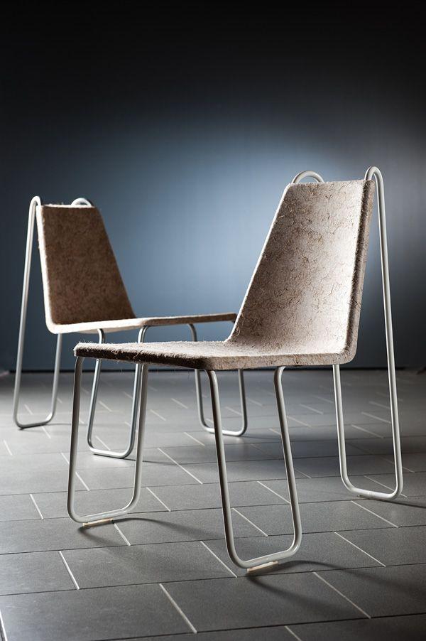 Farmline Chair, An Ecological Chair By Timo Hoisko. MöbeldesignStuhl DesignModerne  ...