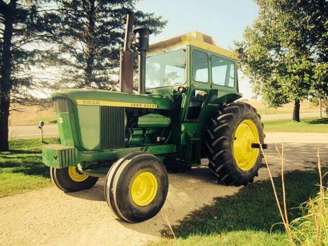 '63 John Deere 6030.John Deere introduced this tractor in 1971