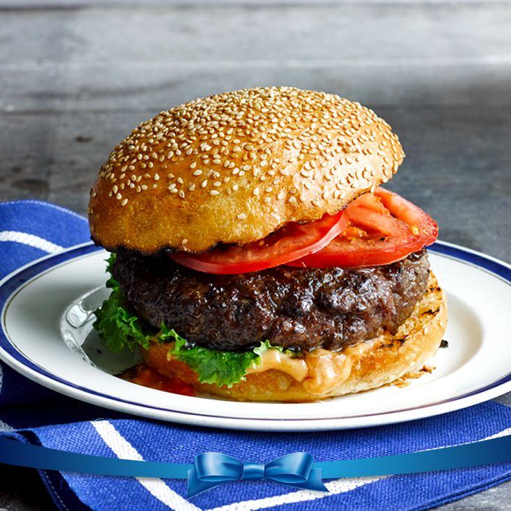 best ever juicy burger rezept dinner burger recipes recipes und hamburger recipes. Black Bedroom Furniture Sets. Home Design Ideas