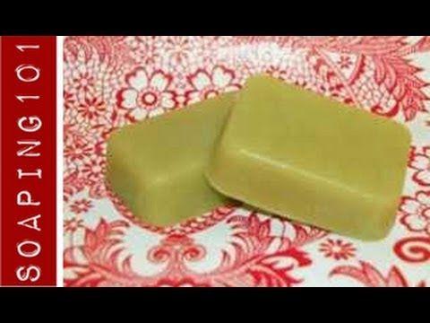 Video Tutorial � Shampoo Soap Bar