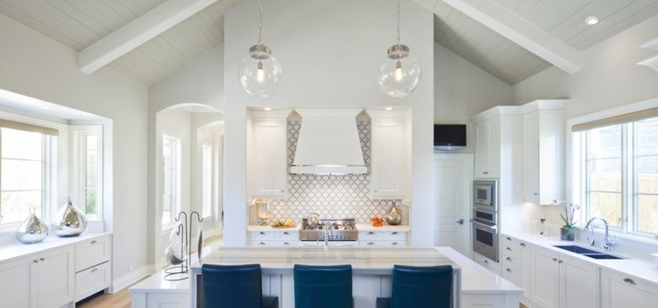 gorgeous kitchen model home by nic abbey luxury homes, Luxury Homes