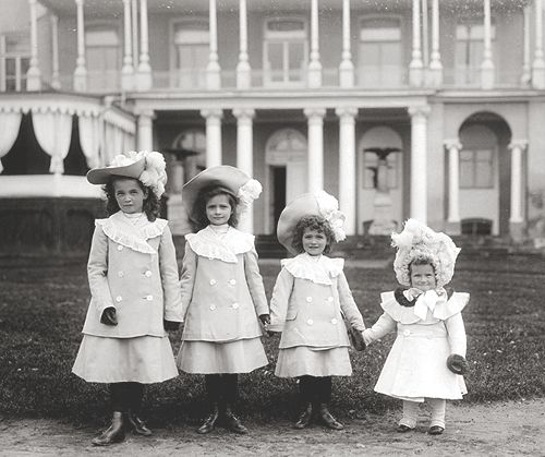 25 Photographs of the Four Grand Duchesses {13/25}Romanov