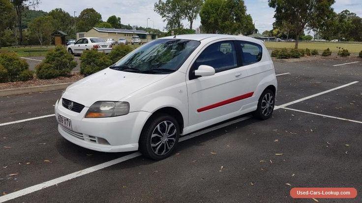 2005 Holden Barina 137000 km #holden #barina #forsale #australia