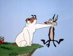 My all time favorite cartoon..Ralph Wolf and Sam the Sheepdog..LOVED!!