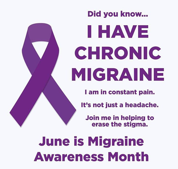 Chronic Migraine really sucks!
