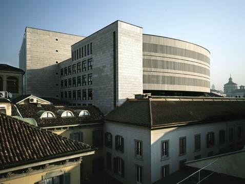 Mario Botta Architetto restauration La Scala de Milan
