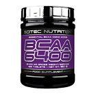 BCAA 6400 125 tabs - Scitec - Aminoácidos Ramificados, Construye Mùsculo