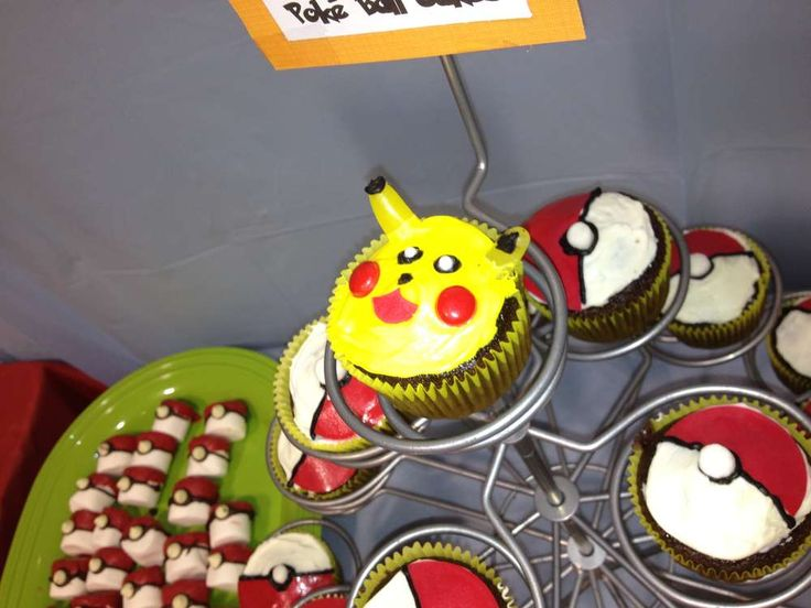 Pokemon  Birthday Party Ideas | Photo 7 of 28