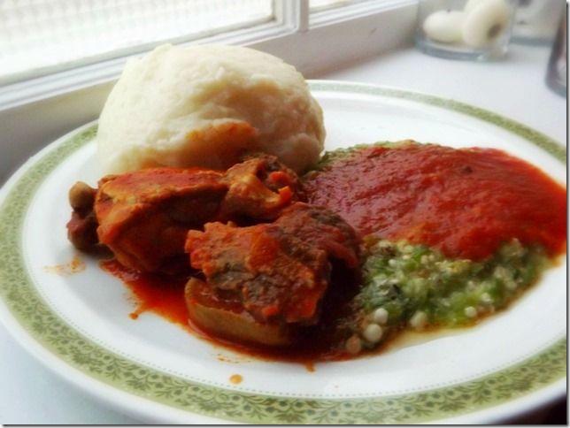 Traditional Yoruba (Nigerian) Morsel Food -Introduction ...