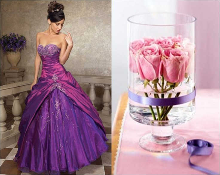 21 best images about xv kimber on pinterest floral - Centros de mesa para quinceaneras ...