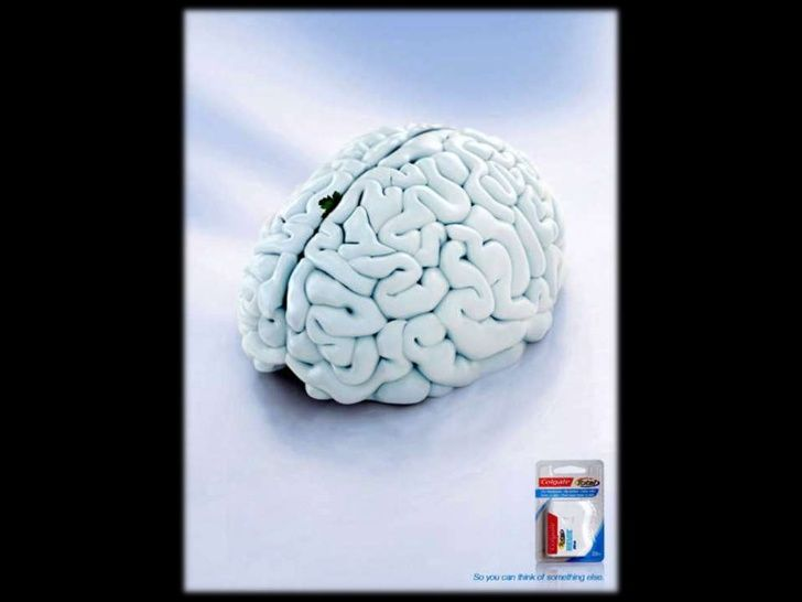 Funny #ads #posters #commercials connected with teeth. Follow us on www.facebook.com/ApReklama for more. Repinned by www.apreklama.pl https://www.instagram.com/arturjanas/ #ads #marketing #creative #poster #advertising #campaign #reklama #śmieszne #commercial #humor  #gum #teeth