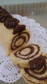 Şimdiye kadar yaptığım rulo pastaların en lezzetlisi diyebilirim.Kremasıda çok lezzetli oldu.krema tarifini ben kendimce uyarlad...