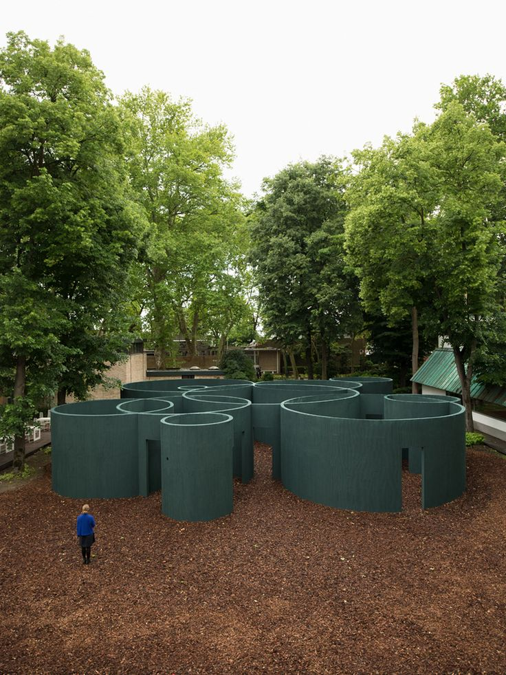 Gallery of Pezo von Ellrichshausen's Vara Pavilion at the Venice Biennale is a Maze of Circular Forms – 34