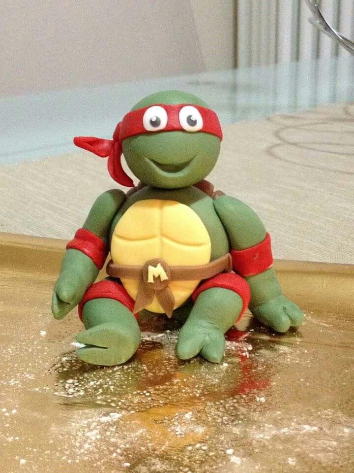 Tartarughe ninja Michelangelo