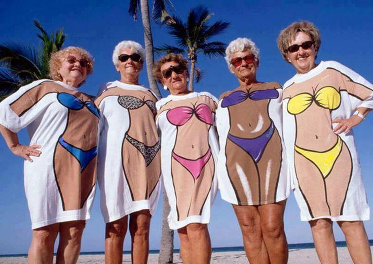 grannies have fun