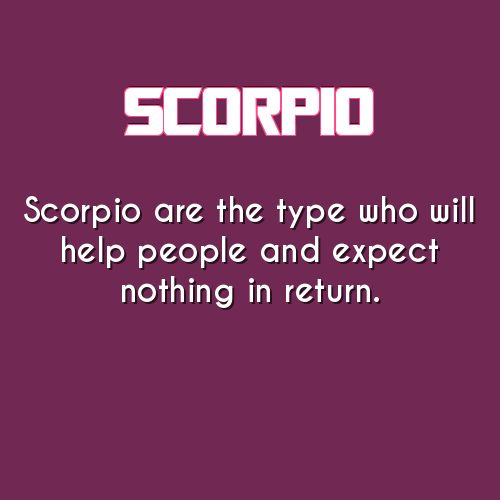 Not Scorpio? Checkout Your Zodiac Sign Aries Taurus Gemini Cancer Leo Virgo Libra Scorpio Sagittarius Capricorn Aquarius Pisces
