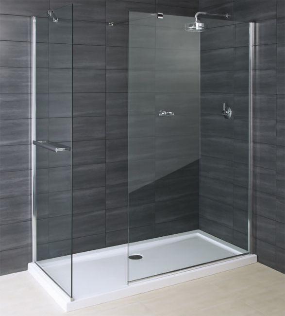 Glazen inloopdouche | badkamer inspiratie