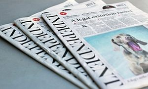 The Independent newspaper's last issue is expected to be published on 26 March