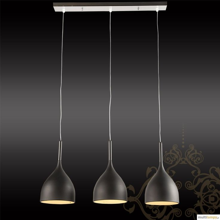 Sinus Smalto lampa wisząca 3-punktowa MD8501-3 - Multilampy.pl