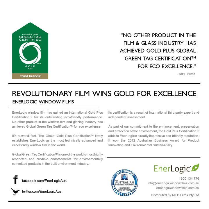 Enerlogic Window Film Brochure Page 5