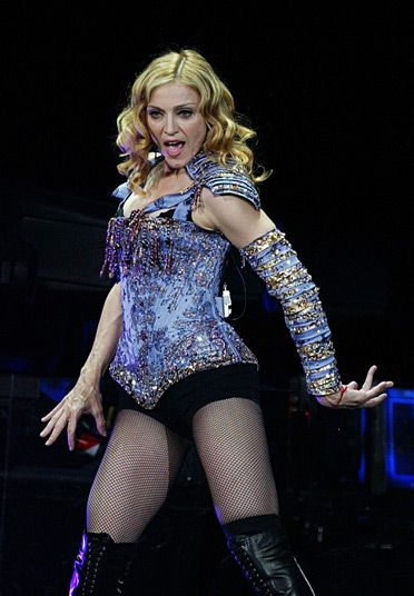 1. Madonna   Love her or loathe her, it would be hard to deny Madonna's pole position as    the greatest female pop star of our times. Her world-beating,    shape-shifting, trend-setting and at times ground breaking pop music has    covered the gamut of female archetypes: virgin, whore, wife, mother, witch,    diva, saint, sinner and, in her most recent video incarnation, 50-year-old    cheerleader, and put it all to dance beats and catchy hooks. She might not    be the greatest singer, she…