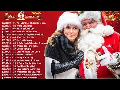 Shania Twain Christmas Songs || Merry Christmas Songs 2018 || Shania Twain Greatest Hits 2018 - YouTube